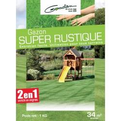 Gazon Gondian Super Rustique 1 Kg
