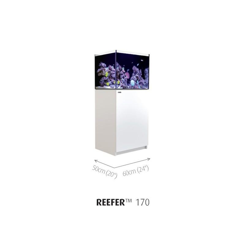 Aquarium Red Sea Reefer 170 Blanc (Meuble Inclus)