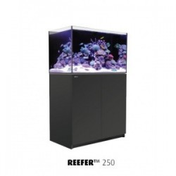 Aquarium Red Sea Reefer 250 Noir (Meuble Inclus)