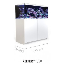 Aquarium Red Sea Reefer 350 Blanc (Meuble Inclus)