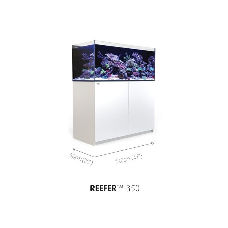 Aquarium Red Sea Reefer 350 Blanc (Meuble Inclus)