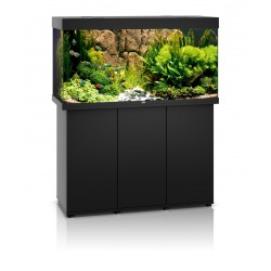 Ensemble Aquarium + Meuble Rio 300 Juwel Noir