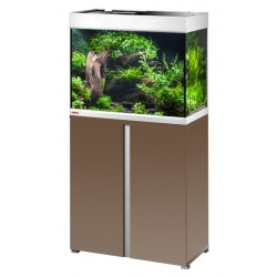Aquarium Eheim Proxima 175 Mocca Marron (Meuble inclus)