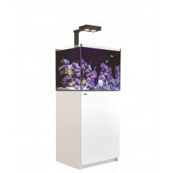 Aquarium Red Sea Reefer Deluxe 170 Blanc (Meuble + 2 Hydra 26 HD + 2 potences Inclus)