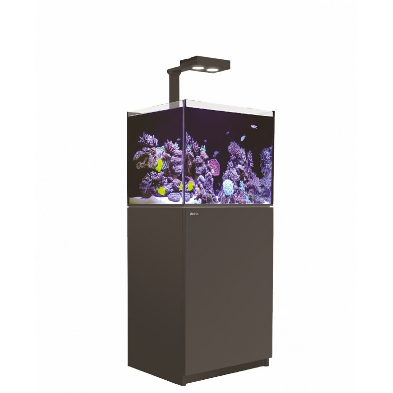 Aquarium Red Sea Reefer Deluxe 170 Noir (Meuble + 1 Hydra 26 HD + 1 Potence Inclus)