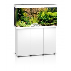 Ensemble Aquarium + Meuble Rio 300 Juwel Blanc