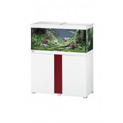Aquarium Eheim VivalineLED 180 Blanc / Personnalisation Bordeau