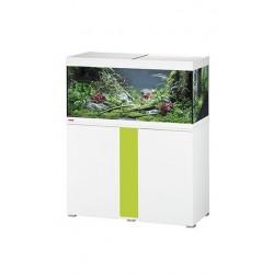 Aquarium Eheim VivalineLED 180 Blanc / Personnalisation Vert Citron