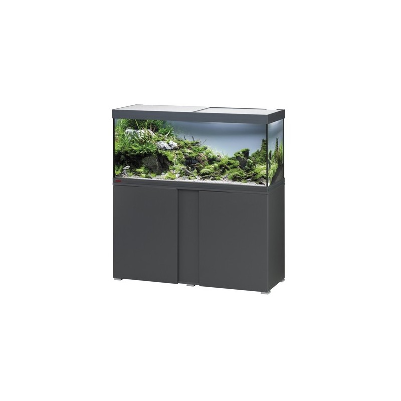 Aquarium Eheim VivalineLED 240 Gris Anthracite / Personnalisation Gris Anthracite