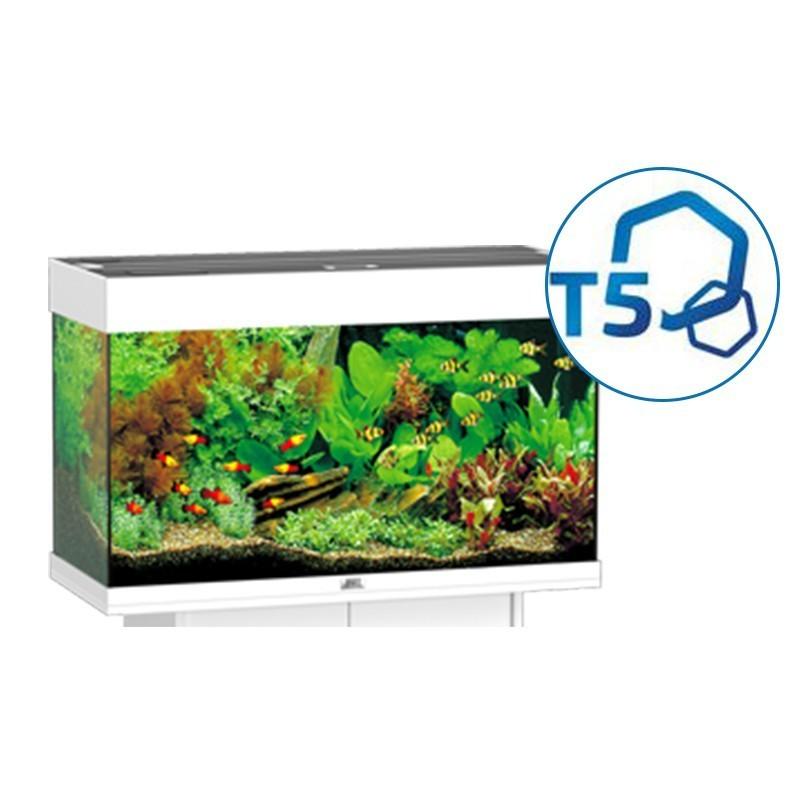 Aquarium Juwel Rio 125 Blanc - T5
