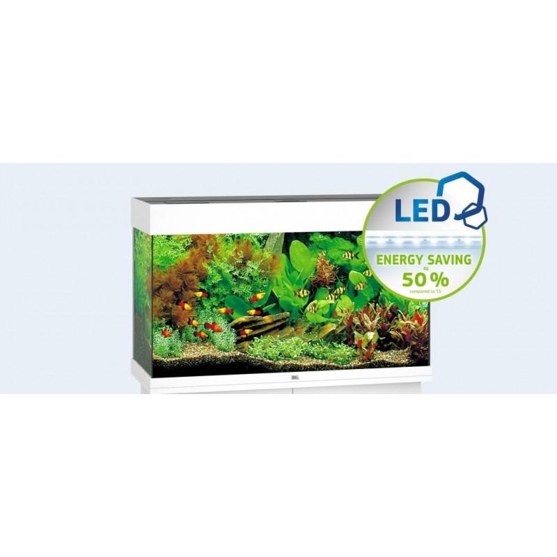Aquarium Juwel Rio 125 Blanc - LED