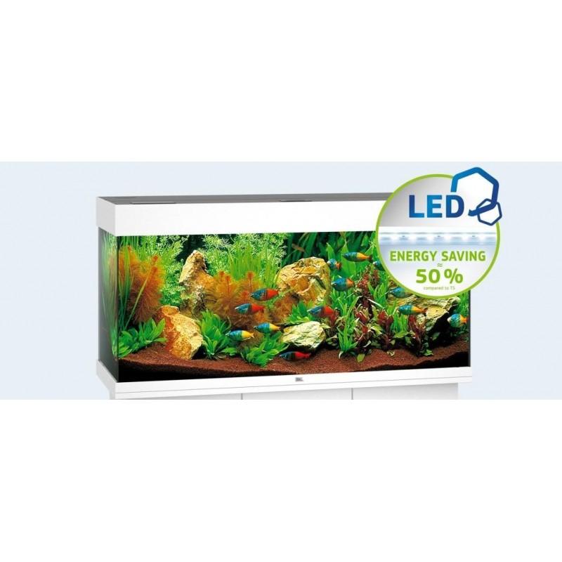 Aquarium Juwel Rio 180 - Blanc - LED