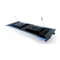Éclairage LED eau de mer Qmaven Zetlight ZT 6600 Noir 200W