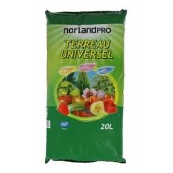 Terreau Universel Nordland Pro 20 L