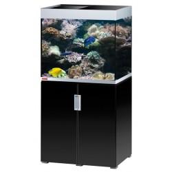Aquarium Eheim Incpiria Marine 200 Noir et Argent (Meuble inclus)