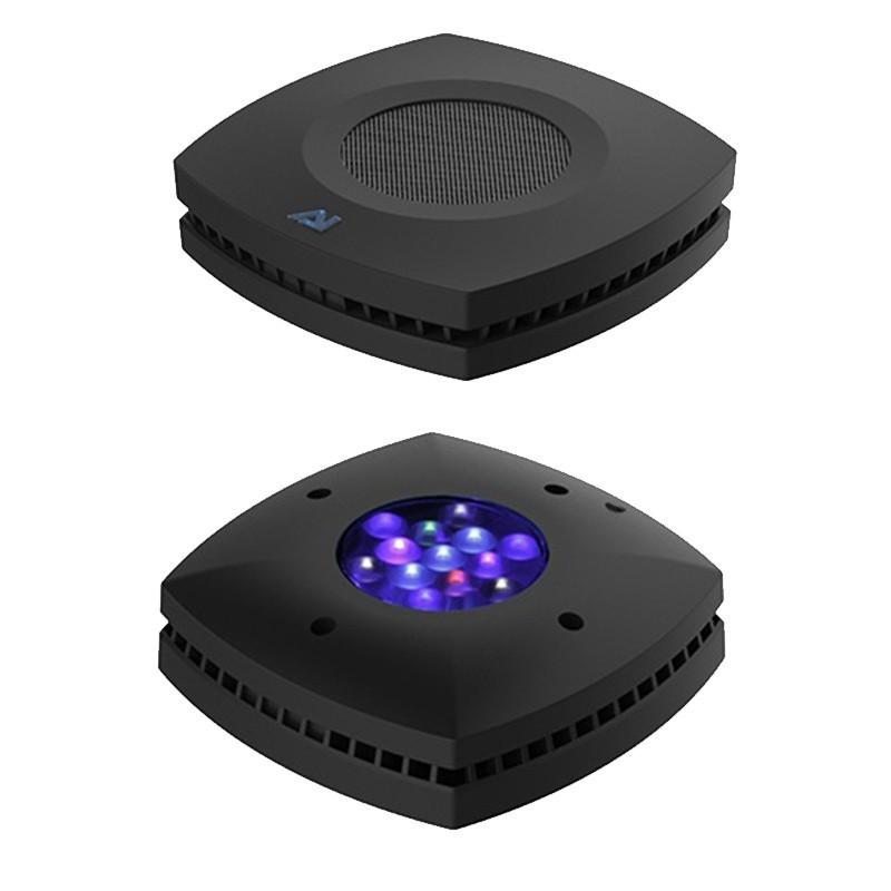 Éclairage LED eau de mer AI Prime HD Noir (Recto/Verso)