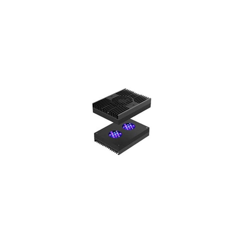 Rampe LED eau de mer AI Hydra 26 HD Noir