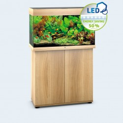 Ensemble Aquarium Rio 125 Juwel LED Chêne + Meuble