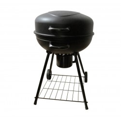 Barbecue à charbon 56 x 61 x 85 cm