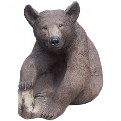 Ours TEDY en statue de pierre  h.55 cm