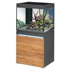 Aquarium Eheim Incpiria 230 Graphit + façade bois naturel