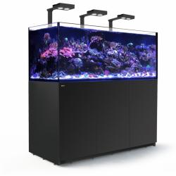Aquarium Red Sea Reefer Deluxe XXL 625 Noir (Meuble Inclus)