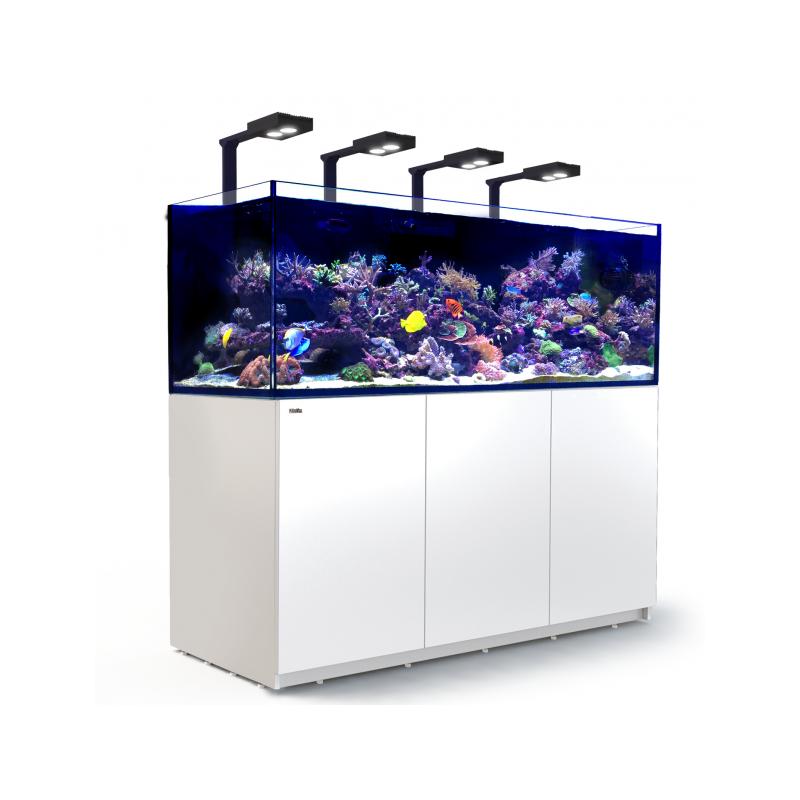 Aquarium Red Sea Reefer Deluxe XXL 750 Noir (Meuble Inclus)