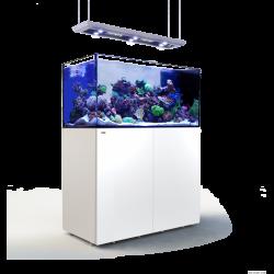 Aquarium Red Sea Reefer Peninsula Deluxe P500 Blanc (Meuble Inclus)