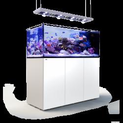 Aquarium Red Sea Reefer Peninsula Deluxe P650 Blanc (Meuble Inclus)