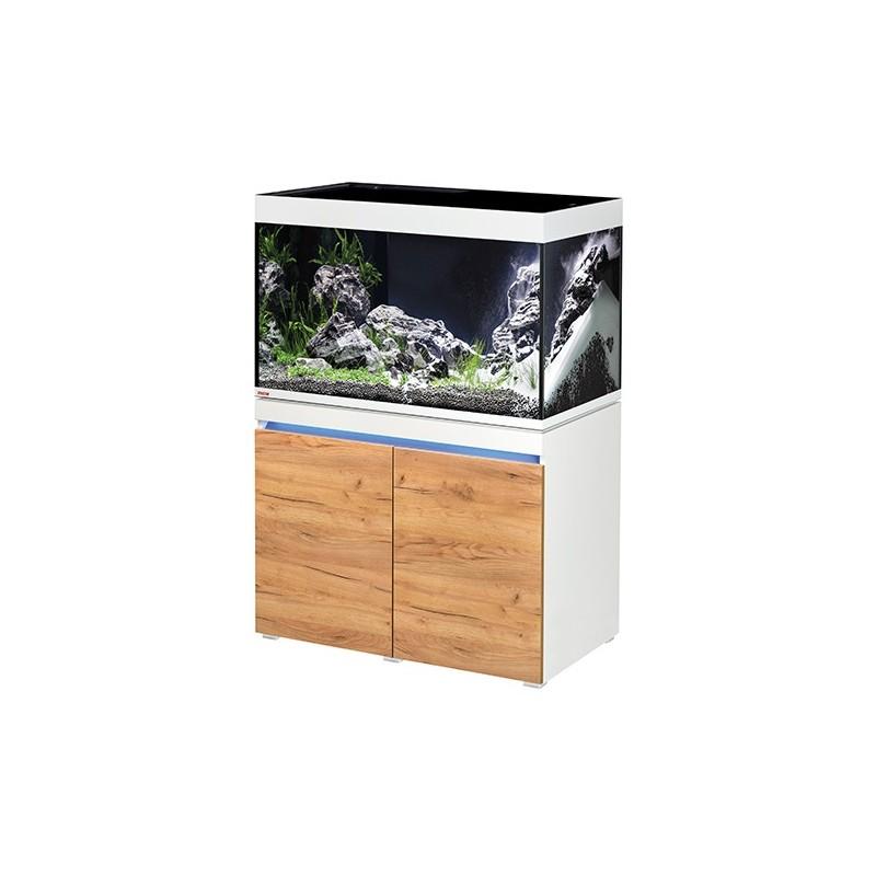 Aquarium Eheim Incpiria 330 Blanc + Façade Nature