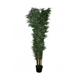 Bambou artificiel hauteur 160 cm