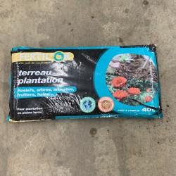 Sac de terreau plantation 40 L - Fertil'or