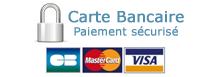 Carte Bancaire Paiement sécurisé